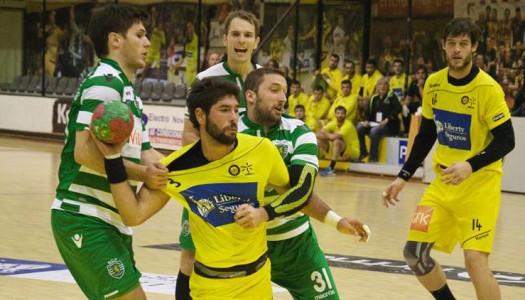 ABC derrotado em casa pelo Sporting