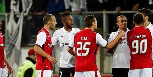 SC Braga vence Vitória SC e segue na Taça