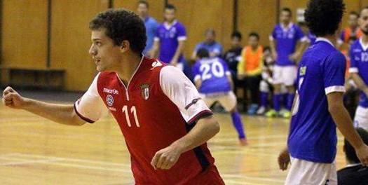 SC Braga/AAUM vence Modicus