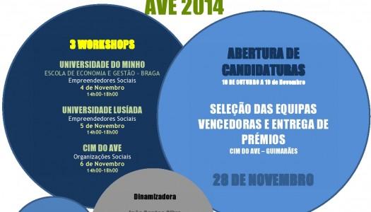 Comunidade do Ave lança concurso de empreendedorismo social