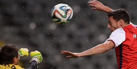 Braga leva a melhor sobre o Gil Vicente