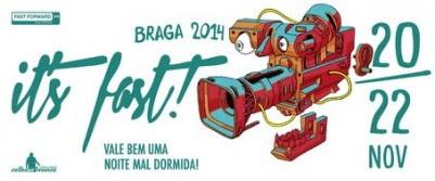Festival de curtas Fast Forward está de volta