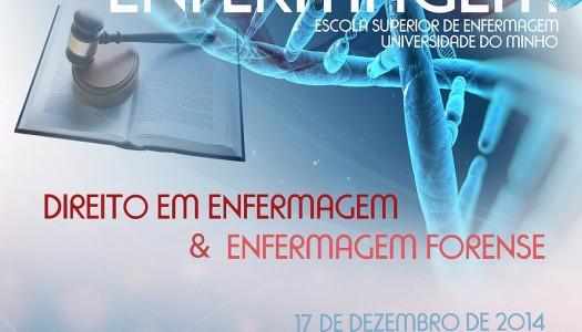 Enfermagem forense em debate na UMinho