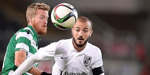 Vitória de Guimarães começa com derrota na Taça da Liga