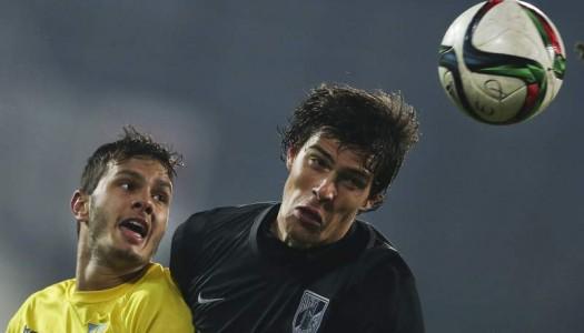 Vitória SC derrotado no Estoril