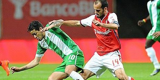 Braga vence antes de receber FC Porto