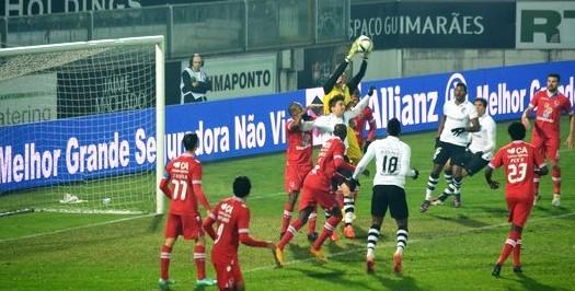 Vitória SC – Gil Vicente, 2-2 (destaques)
