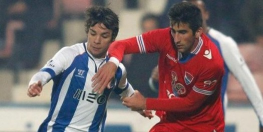 Gil Vicente-FC Porto, 1-5 (destaques)