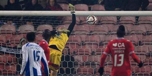Gil Vicente goleado em casa pelo FC Porto