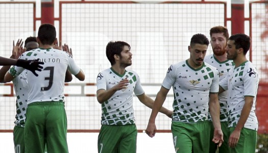 Moreirense vence Arouca