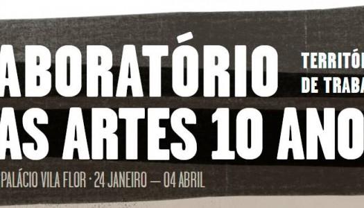 Laboratório das Artes: 10 anos de cultura