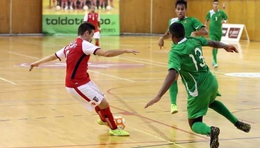 SC Braga/AAUM triunfa em Cascais
