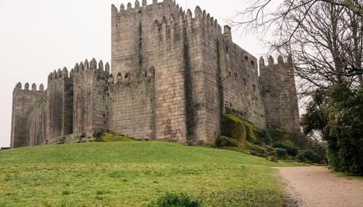 Os monumentos mais visitados no norte do país estão em Guimarães