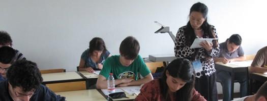 Estudantes da UMinho intensificam estudo em fase de exames