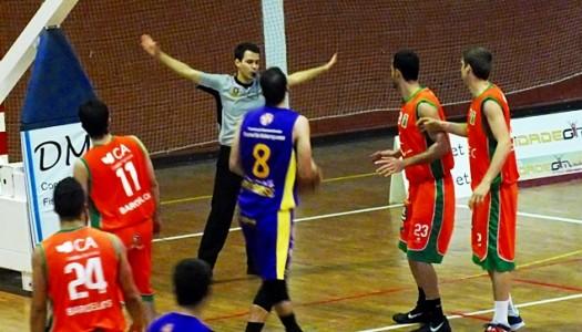 BC Barcelos vence Sampaense Basket