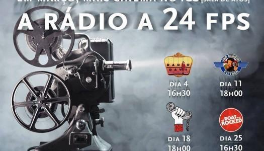 Ciclo de cinema sobre rádio arranca hoje