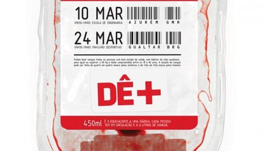 Dádivas de sangue em Azurém aumentam em mais de 50%