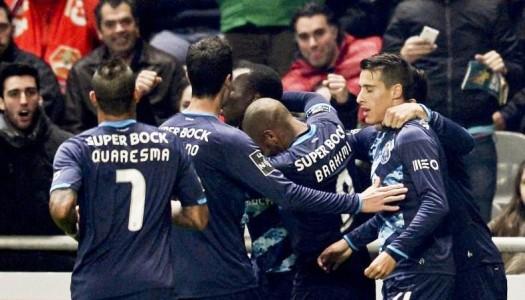 SC Braga – FC Porto, 0-1 (destaques)