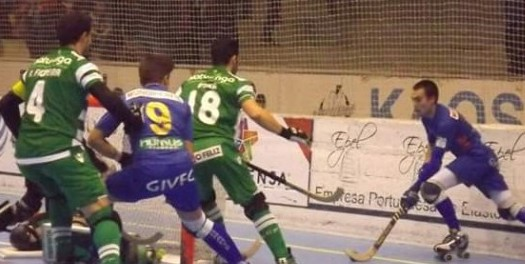 OC Barcelos vence Sporting