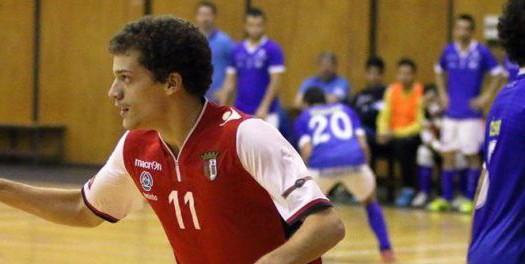 SC Braga/AAUM derrota Modicus