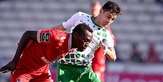 Moreirense vence Gil Vicente em derby minhoto