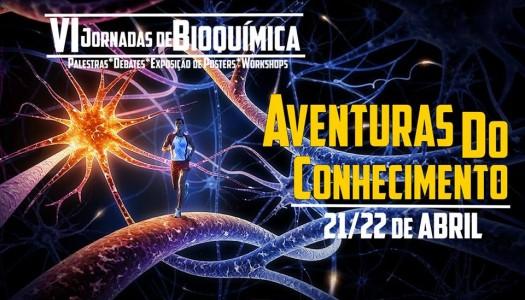 Jornadas de Bioquímica da UMinho começam esta terça-feira