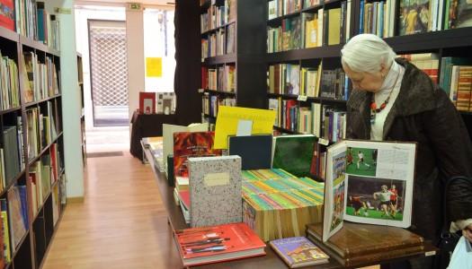 Onde os livros ganham uma nova Vida