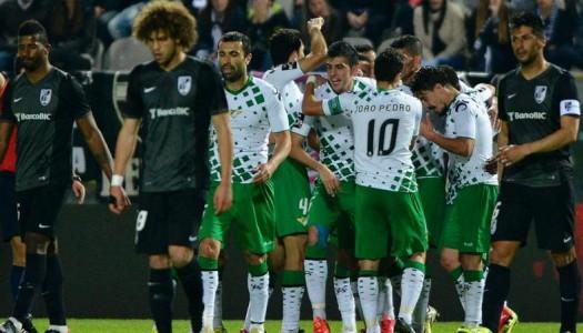 Moreirense recebe e derrota Vitória