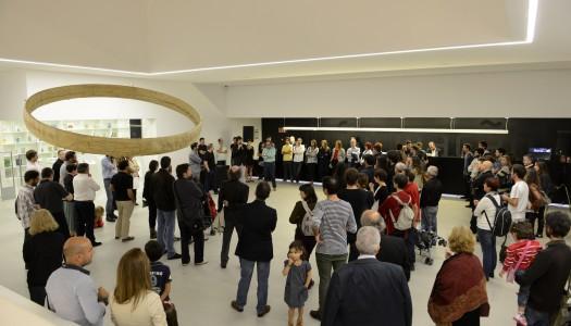 Duas novas exposições abrem portas ao público na cidade-berço