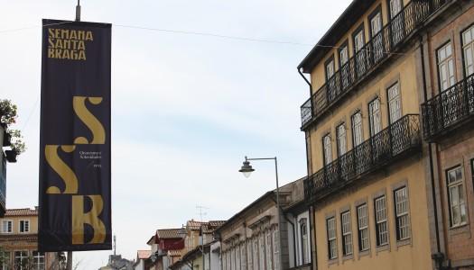 Semana Santa de Braga atrai milhares de turistas