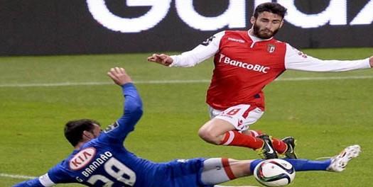 SC Braga cede empate diante do Belenenses
