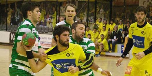 ABC/UMinho volta a perder com o Sporting