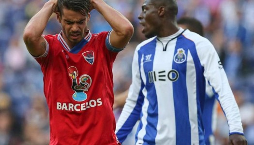 Gil Vicente perde no Dragão
