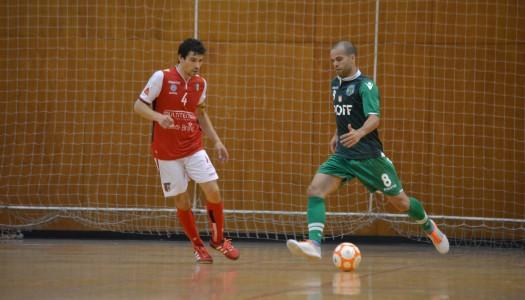 """Braga/AAUM despede-se dos """"play-offs"""""""