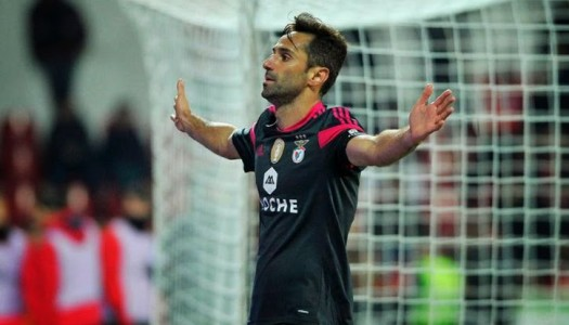 Gil Vicente – Benfica, 0-5 (destaques)