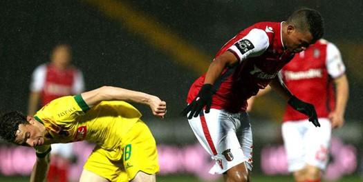 SC Braga empata e confirma presença europeia