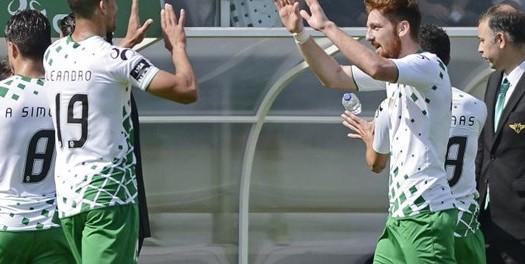 Moreirense vence Vitória de Setúbal