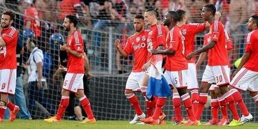 Vitória SC – Benfica, 0-0 (destaques)