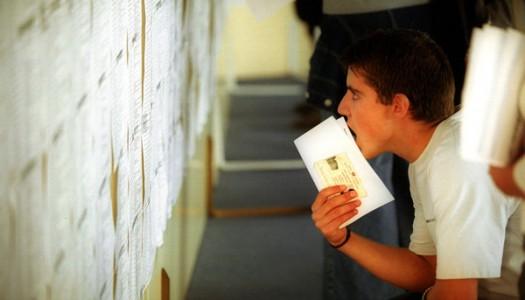 Notas dos exames do ensino secundário subiram em 2019