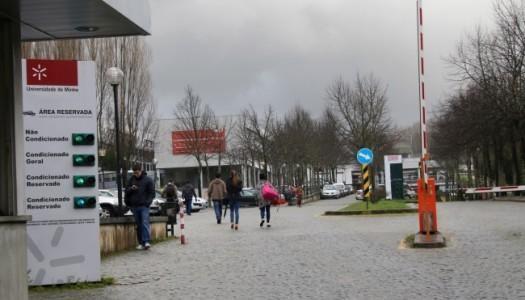 Falta de segurança no acesso ao campus de Azurém resolvida até final de maio