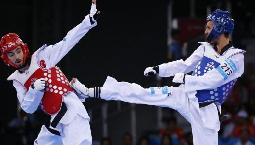 Rui Bragança conquista ouro de taekwondo nos Jogos Europeus