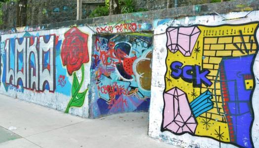 Street Art Braga: Falar da arte que mora na rua
