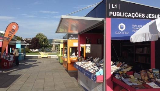 Braga trouxe a Feira do Livro à rua e dividiu opiniões