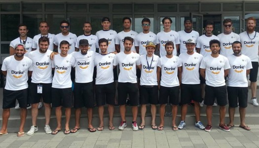 Futebol de 11 da UM conquista medalha de bronze nos Europeus
