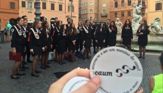 Digressão do CAUM reforçou laços e permitiu encontro entre culturas