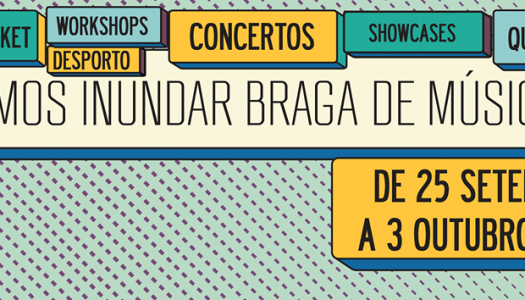 'Braga Music Week' anima espírito bracarense