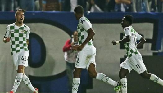 Moreirense segue em frente na Taça da Liga