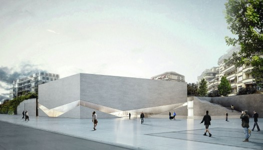 Dupla de arquitetos portugueses ganha concurso para museu suíço