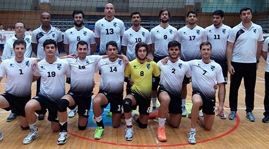 Vitória SC: época para recuperar o prestígio do voleibol vimaranense