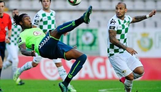 Moreirense perde com Vit. Setúbal e desce ao último lugar